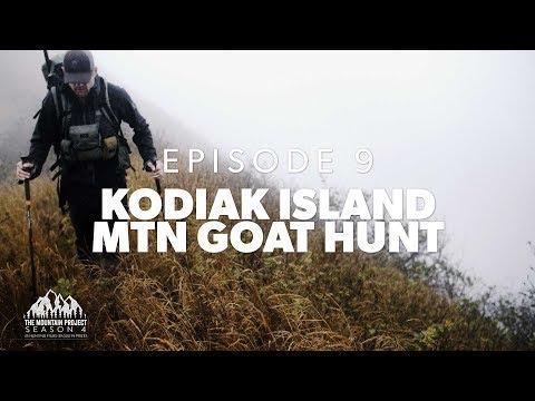 Kodiak Island Is CRAZY!! - Ep. 9 - Kodiak Island Mountain Goats
