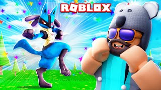 EVOLVING RIOLU!! | Pokémon Brick Bronze [#8] | ROBLOX