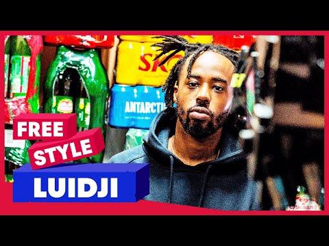 Youtube: Luidji – Sac à main | Red Binks Freestyle #5