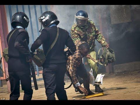 NASA supporters in Vihiga, Kisumu and Mombasa stage demonstrations