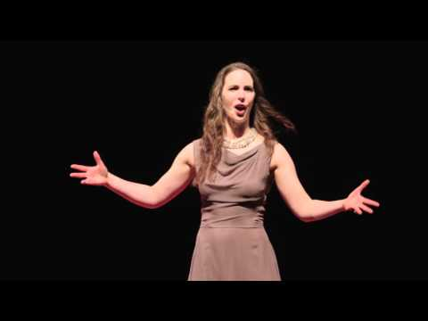 Searching for love to escape ourselves | Hayley Quinn | TEDxUniversityofNevada