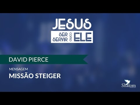 Missão Steiger - David Pierce