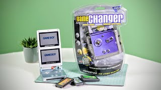 GBA SP Game Changer - Why?
