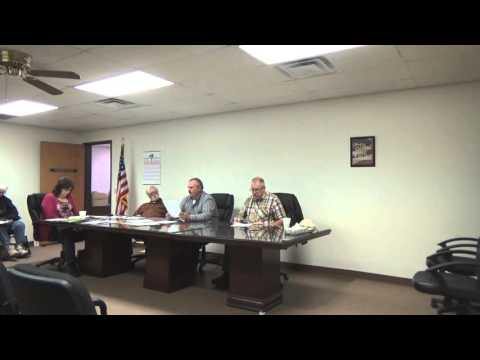 Board of County Commissioner's Meeting