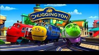 Chuggіngton.Веселі паровозики з Чаггінгтона.Мультфільм для дітей.Фігурки з мастики.Ліплення