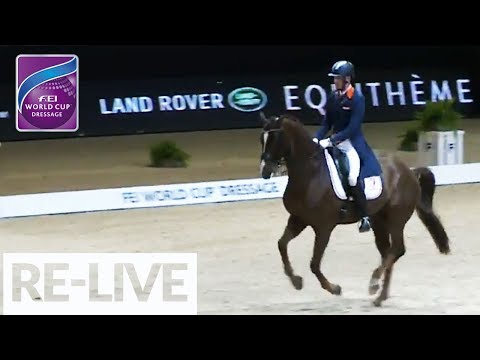 ReLive   FEI World Cup™ Dressage 2017-18 Grand Prix - Lyon (FRA)