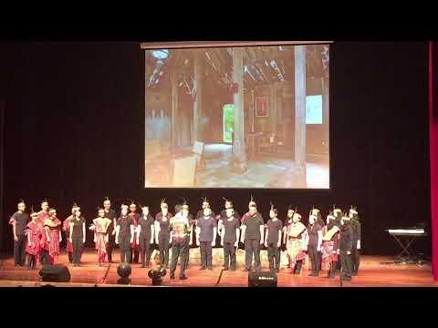 Sajojo (Indonesian cultural day 2017 in taiwan)