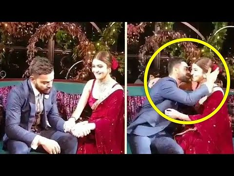 Emotional Virat Kohli CRIES In Front Of Anushka Sharma Night Before Wedding. Watch What Anushka Does Mp3