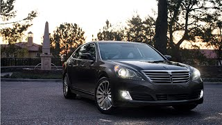 Hyundai Equus 2016 Car Review смотреть