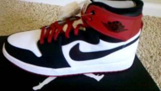 Air Jordan 1 AJKO Black Toe 2012