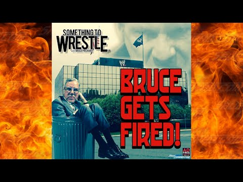 STW Episode 33: Why Was Bruce Fired from WWE?!