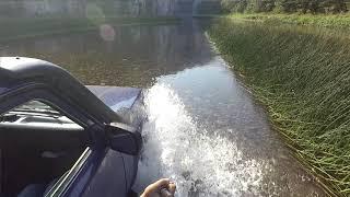 Зилим. Мамбет. Нива. Рыбалка. / Zilim river. Mambet crag. Niva 4x4. Fishing.