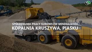 Kruszywo budowlane Opole Spółdzielnia Pracy Surowców Mineralnych