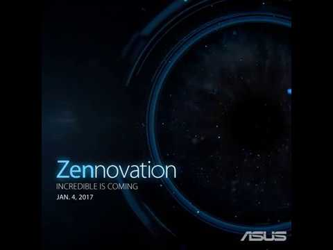 ASUS to launch new smartphone in ZENnovation event at CES 2017