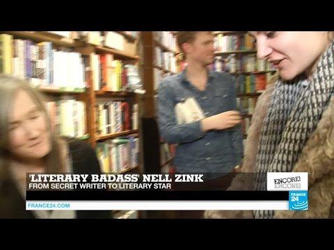 Meet 'literary badass' Nell Zink