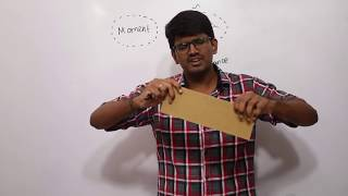 Physical meaning of Moment of Inertia | Engineering Mechanics | Mechanical & Civil | Gate & ESE