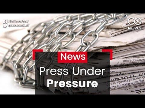 India Slips In Press Freedom