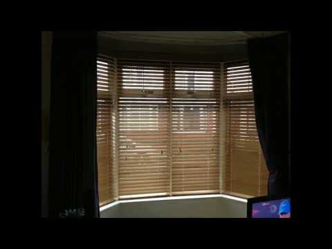 Bay Window Blinds