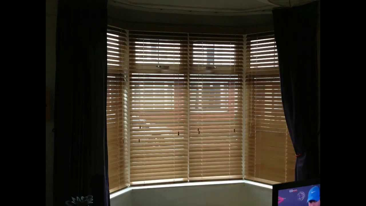bay window blinds youtube gallery for gt bow window blinds