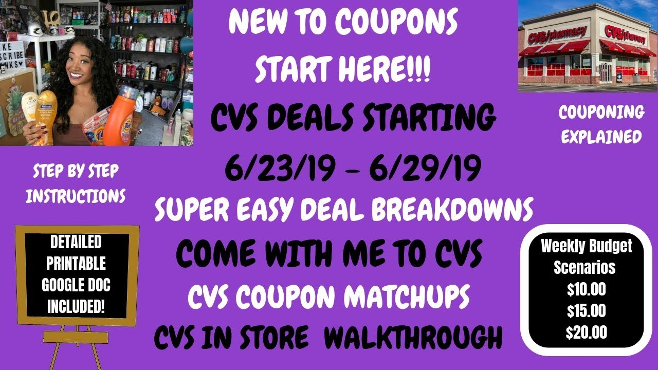 photograph regarding Krystal Printable Coupons identify Basic CVS Fresh COUPONER Promotions Commencing 6/23/19~COUPON MATCHUPS Bundle BREAKDOWNS~Arrive WITH ME~Tremendous Straightforward