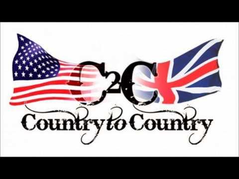 Florida Georgia Line Live in London - C2C 2015 Full Set (Audio Only)
