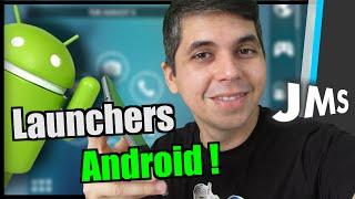 Top 3 Launchers para deixar seu Android mais Rapido e Bonito