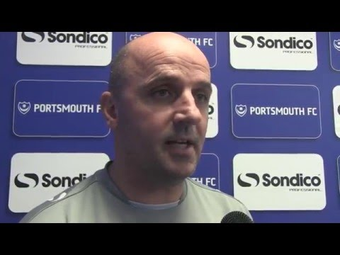 Paul Cook pre-Cambridge United