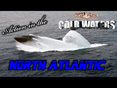 Cold Waters ➣ Action In The North Atlantic ➢ Let's Play ➣ Episode 3