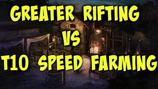 Greater Rifting vs Torment 10
