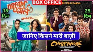 Chhichhore Vs Dream Girl Box Office Collection, Ayushmann khurrana, Sushant Singh Rajput, Shradhdha