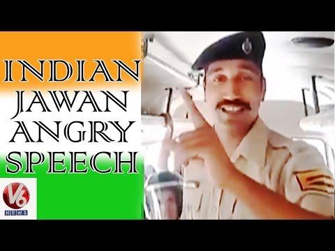 Indian Army Jawan Warns Pakistan Over Uri Attack | V6 News