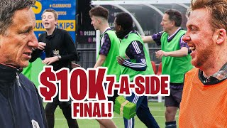 HASHTAG 7-A-SIDE FINAL! - Who wins the $10,000?