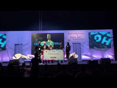 Electrify.Asia at BlockshowAsia 2017's ICOscar Champion