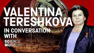 In conversation with Valentina Tereshkova