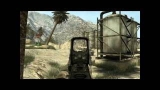 Call of Duty Modern Warfare 2 - Multiplayer gameplay - PC [BR][HD]