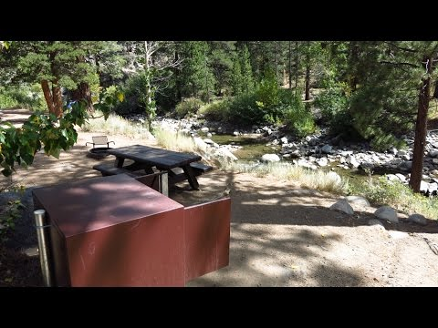 Leavitt Meadows Campground (Humboldt-Toiyabe National Forest) near  Bridgeport, California