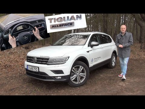 Der neue VW Tiguan Allspace im Test - Lohnt die Verlängerung? Review Kaufberatung