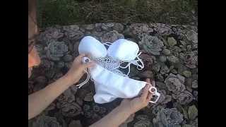 купальники крючком видео
