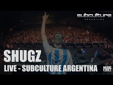 Shugz - Subculture, Buenos Aires, Argentina FULL SET - Multi Camera HD