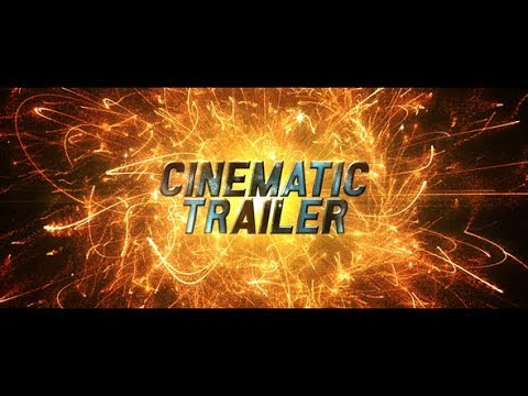 Cinematic Trailer - After Effects template - 동영상