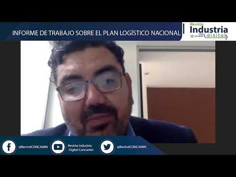 INFORME DE TRABAJO SOBRE EL PLAN LOGISTICO NACIONAL