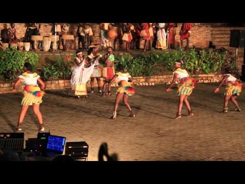 TRADITIONAL DANCE AT NDERE CULTURAL CENTER UGANDA
