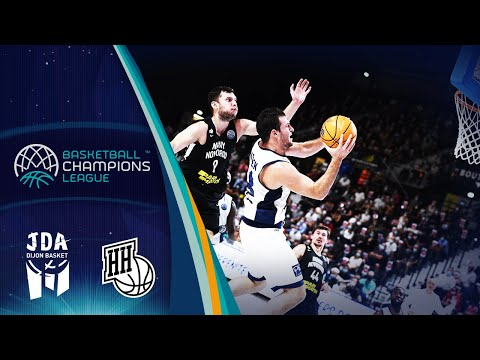 JDA Dijon v Nizhny Novgorod (Condensed Game) - Basketball Champions League 2019-20