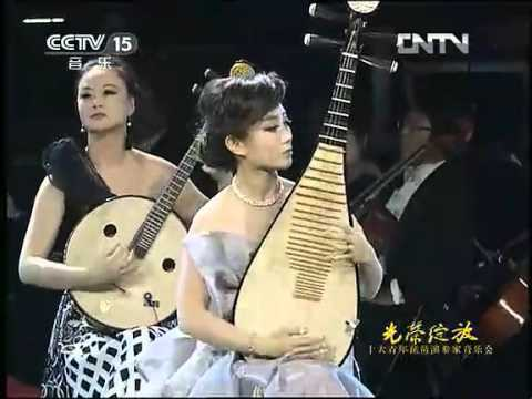 Matsuri - Jiang Yan and Viva Girls on CCTV