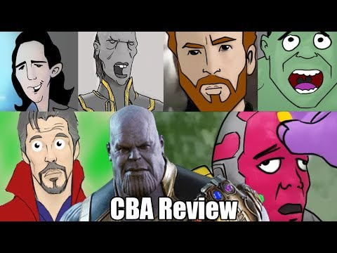 Avengers Infinity war | CBA Review | Comics By Arslan|