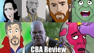 Avengers Infinity war | CBA Review | Comics By Arslan|