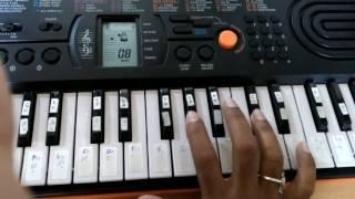 Mauli mauli rup tuze ... Piano
