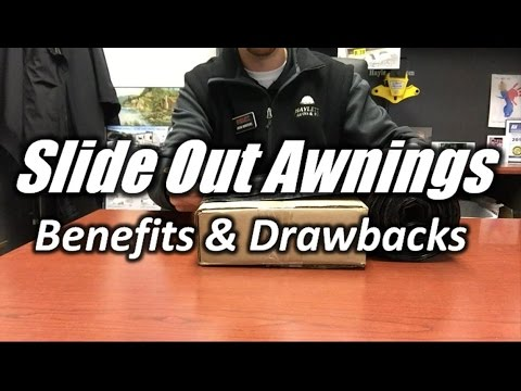 Haylettrv Slide Out Awning Topper Benefits And Drawbacks