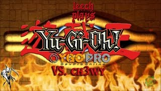leech plays Yu-Gi-Oh!Pro DevPro VS. ch3wy - GAST - HD - DEUTSCH