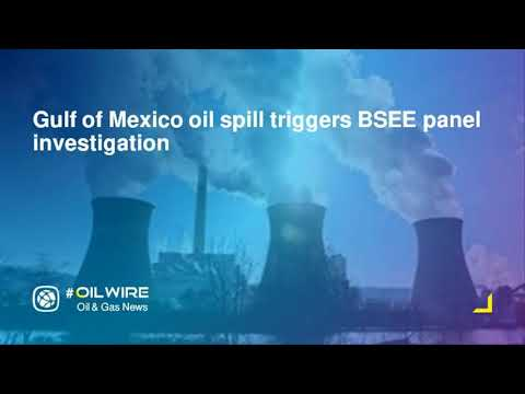 Gulf of Mexico oil spill triggers BSEE panel investigation